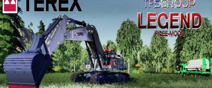 Terex-rh90f-dirt