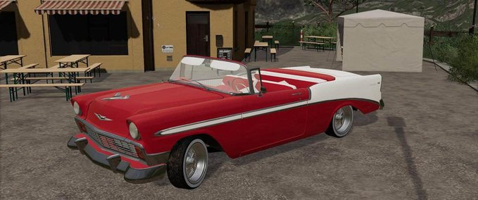 Chevrolet-bel-air-convertible-1956