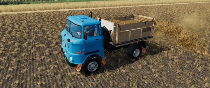 Ifa-w-50-manure-spreader