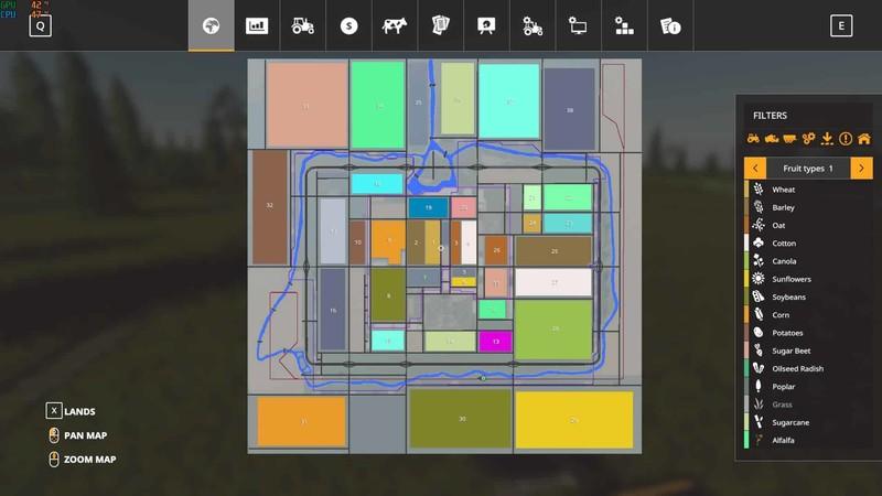 Fs 19 16x Map Canada FS 19: Canadian Production Map Ultimate v 3.0 Maps Mod für Farming