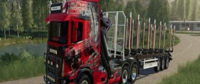 Scania-6x6
