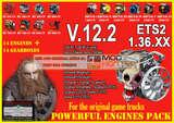 Pack-leistungsstarke-motoren-getriebe-v-12-2-fur-ets2-1-36-xx