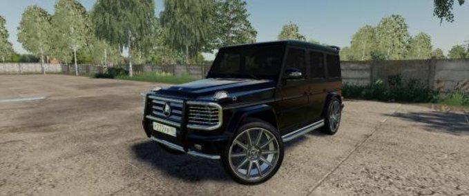 Mercedes-benz-g55-amg