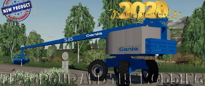 Genie-s85-automotrice
