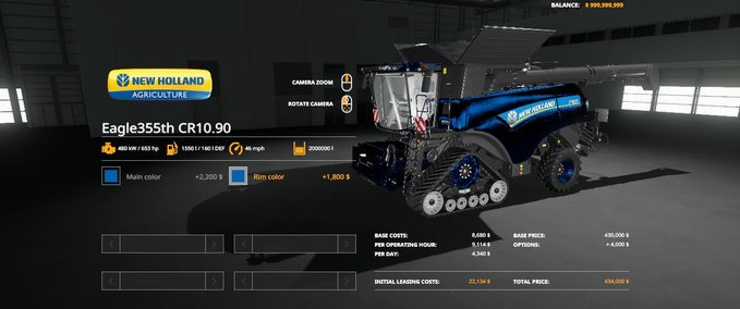 Eagle355th-new-holland-pack-ve-update