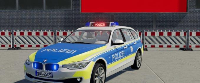 Bmw-318d-polizei-nrw-funkstreifenwagen