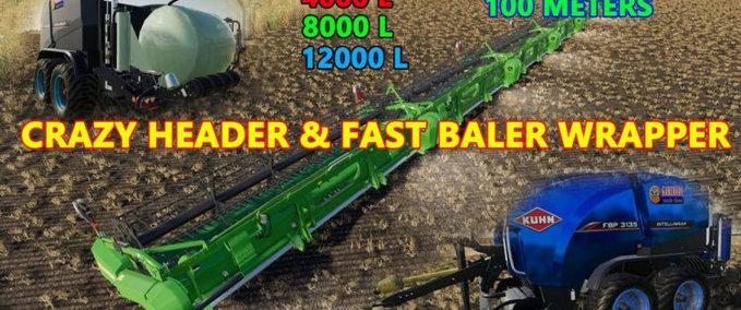 Crazy-header-fast-baler-wrapper