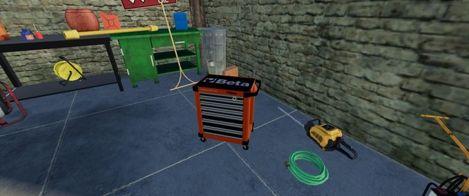 Beta-tool-trolley