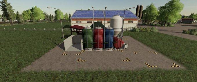 Fertilizer-and-liquidfertilizer-production