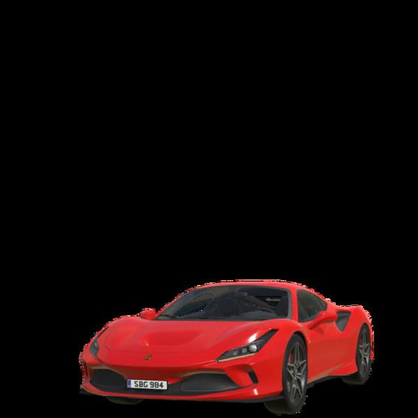 Ferrari F8 Tributo Colors: FS 19: FERRARI F8 TRIBUTO FS19 V 1.0 Cars Mod Für Farming
