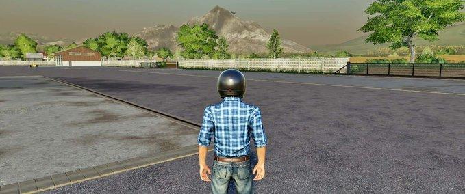 Helmet-mod