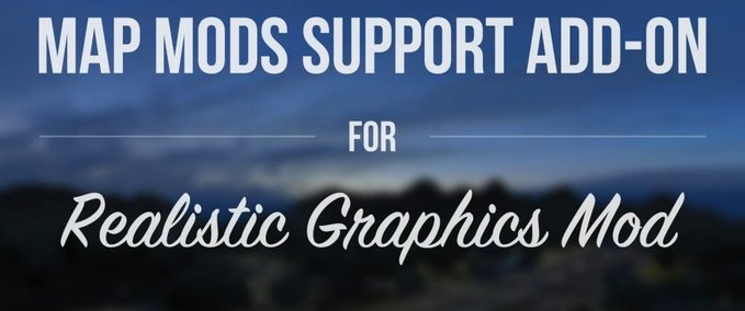Map-mods-support-addon-for-realistic-graphics-mod-5-0-1-37-x
