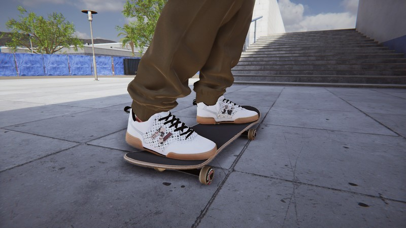 Balance 288S \u0026amp; Louis Vuitton Shoe