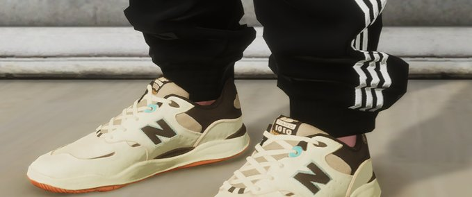 Skater XL: New Balance 1010 Off White Recolor v 1.0 Gear, Shoes ...