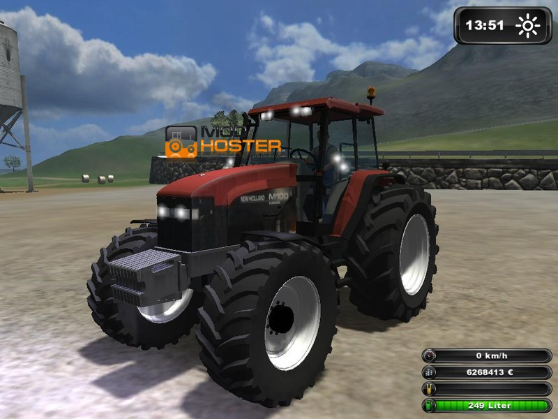 LS 2011: New Holland M100 v 1.0 New Holland Mod für ...