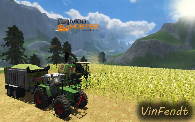 Fendt Favorit Mod Landwirtschafts Simulator