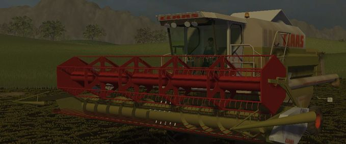 Fs 2011 claas c600 v 2 0 cutters mod f r farming for Mercedes benz c600 price