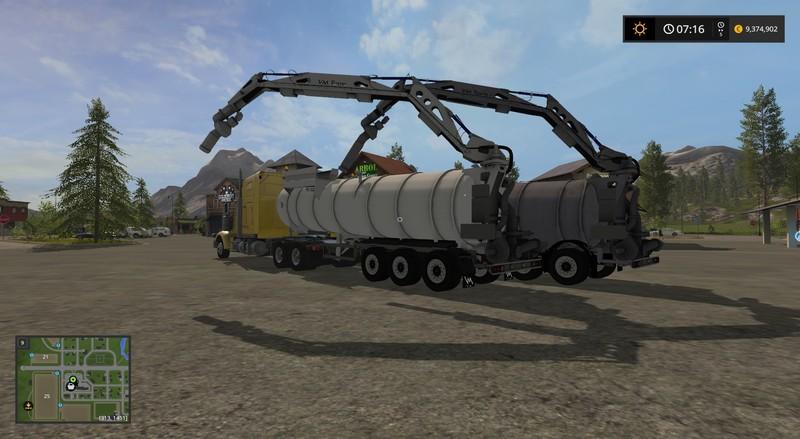 WIP: Logbucheintrag VM Tarm both trailer soon done | modhoster.de