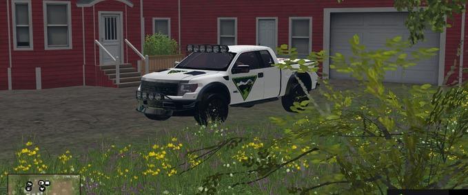 Ford-150-raptor-server-admin-skin